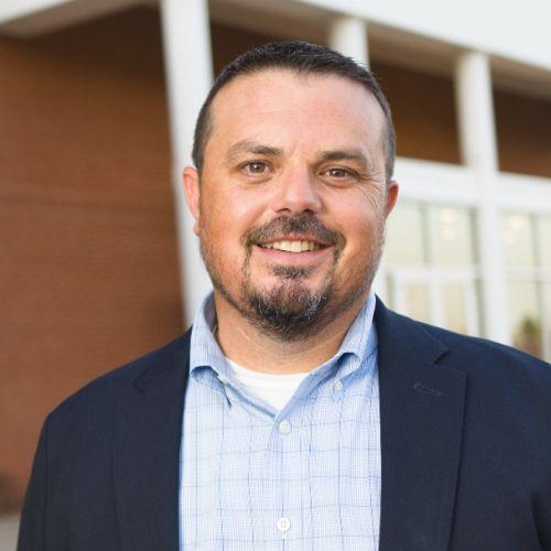 Ryan Taber Senior Pastor