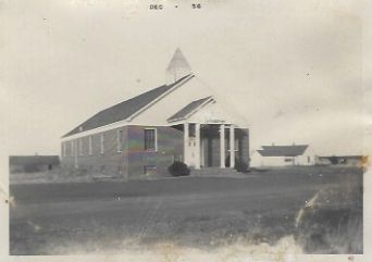 FBC Piedmont Church 1956