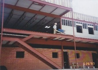 FBC Piedmont construction of educational building 1997