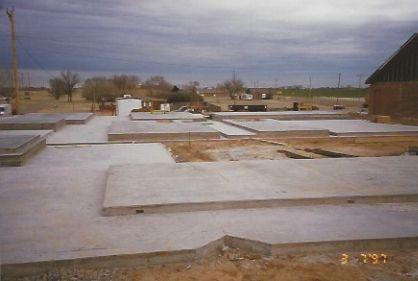 FBC Piedmont construction of educational building 1997
