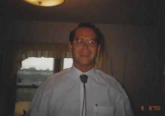 Gary Caldwell FBC Piedmont Pastor 1996