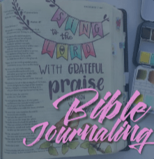 Bible Journaling Logo