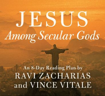 Jesus Among Secular Gods by Ravi Zacharias Logo